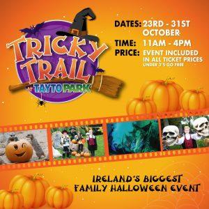 Tayto Park Tricky Trail